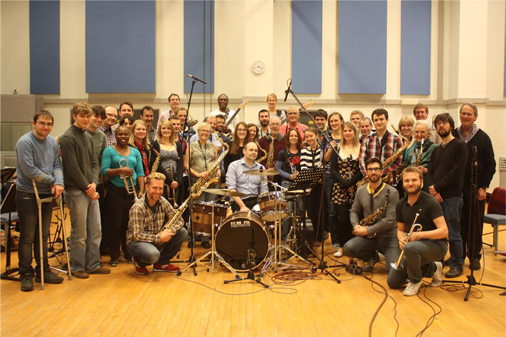 Guildford Recording Session 2014